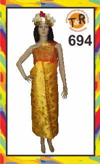 694.sewa kostum bali