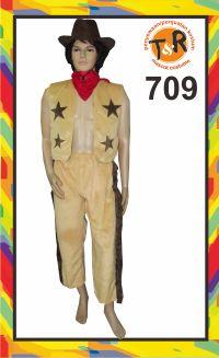 709.sewa kostum koboi