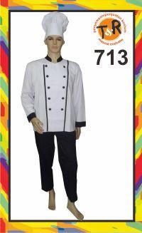 713.sewa kostum koki
