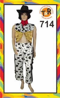 714.sewa kostum koboi