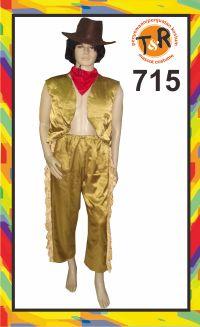 715.sewa kostum koboi