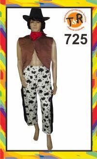 725.sewa kostum koboi