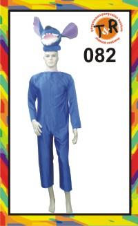82.penyewaan kostum stitch