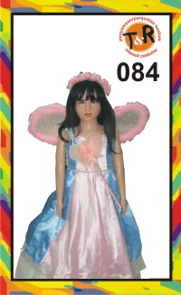 84.penyewaan kostum cinderella party