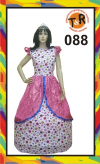 88.penyewaan kostum princess candy