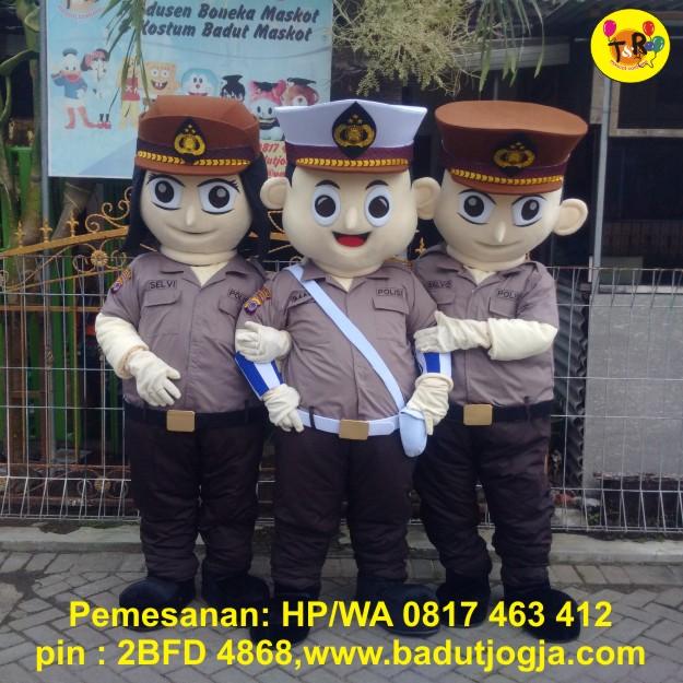 badut-polisi