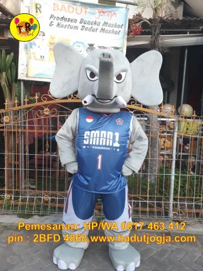Maskot-SMAN 1-Ponorogo