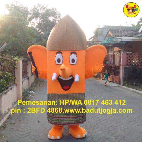 Produsen maskot kpu sumatera selatan