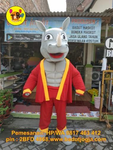 kostum badut maskot ponpes gontor magelang