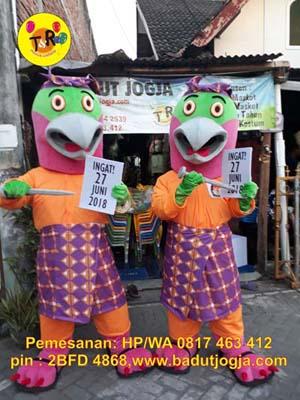 maskot-kpu-bangka-2018