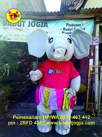 maskot olifant