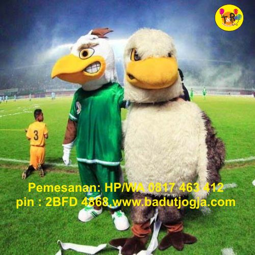 maskot sepak bola PSS Sleman yogyakarta