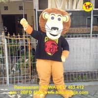 maskot singa lion