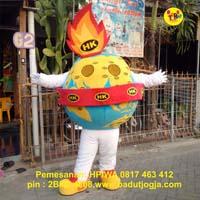 maskot toko emas hk mustika gold magelang