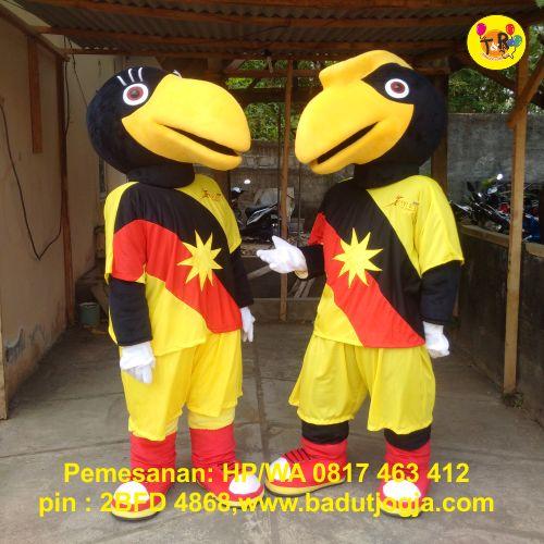 penghasil maskot sarawak malaysia