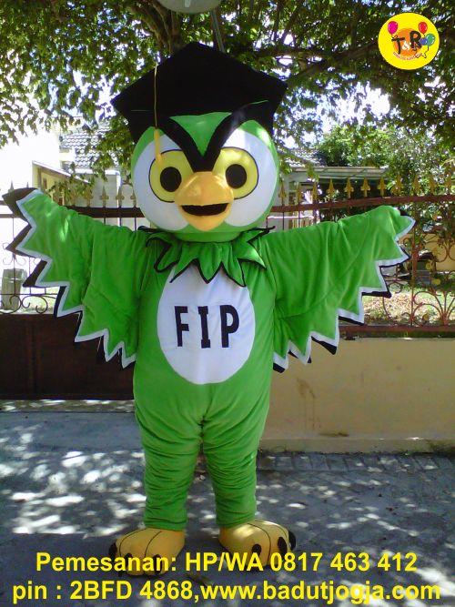 produsen badut maskot FIP UNY