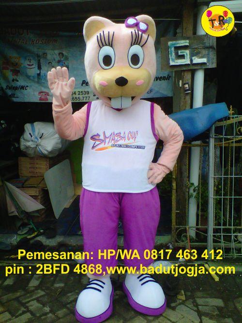 produsen badut maskot SMA 1 Ponorogo