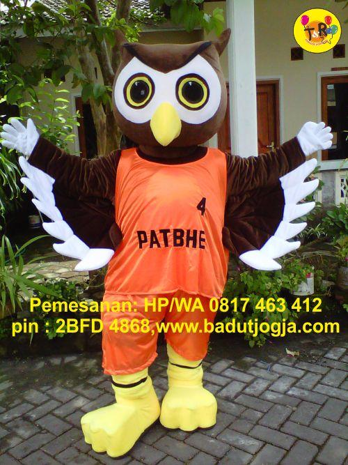 produsen badut maskot SMA 8 Yogyakarta
