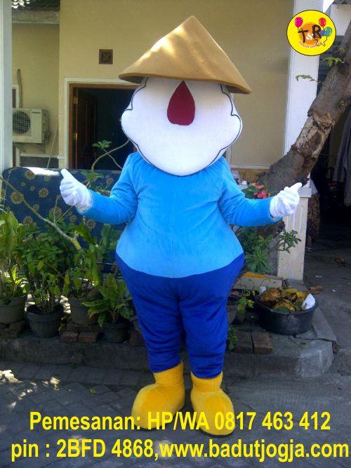 produsen badut maskot SMU 8 Yogyakarta