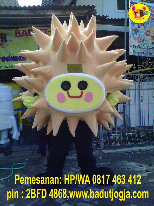 produsen badut maskot durian