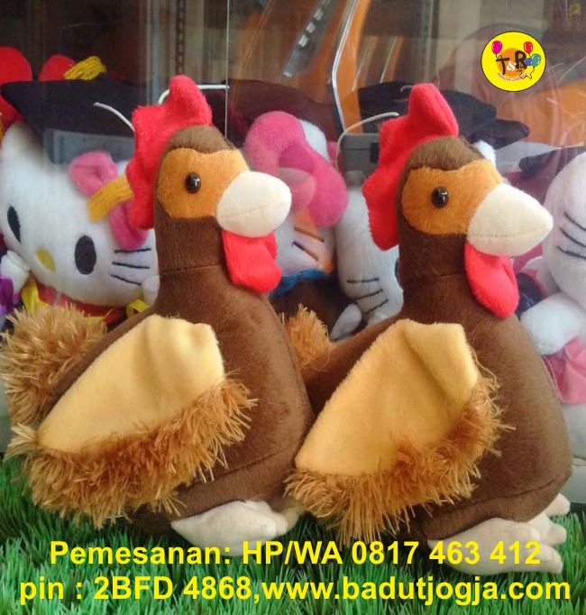 produsen boneka ayam