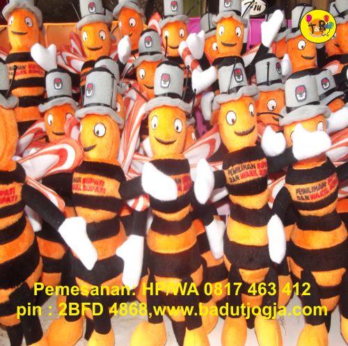 produsen-boneka-maskot-KPU-gunung-kidul