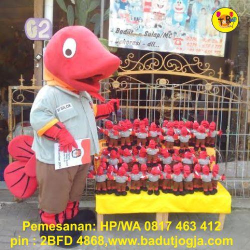 produsen-maskot dan boneka -KPU-Kapuas-Hulu