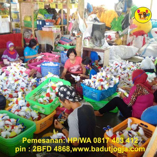 tempat produksi boneka maskot selangor malaysia