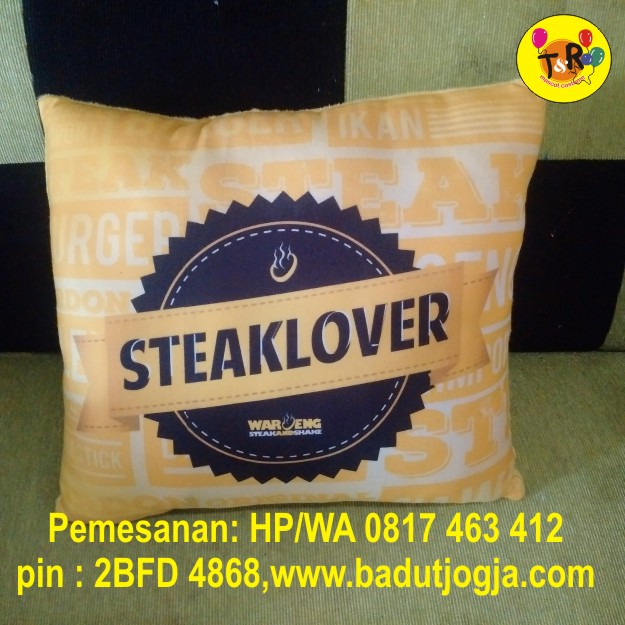bantal-steak-lover