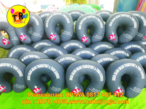 bantal leher 3j transport jogja