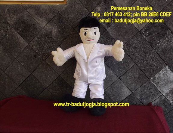 jual boneka profesi dokter 0817-463-412