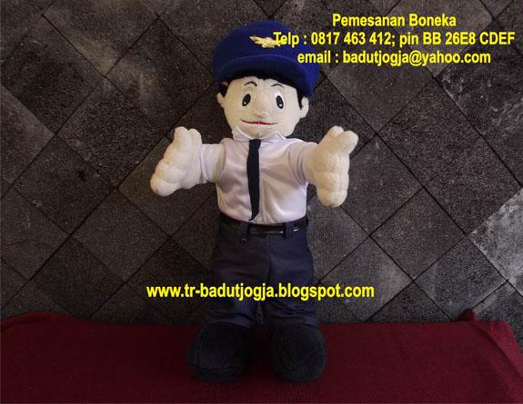jual boneka profesi pilot 0817-463-412