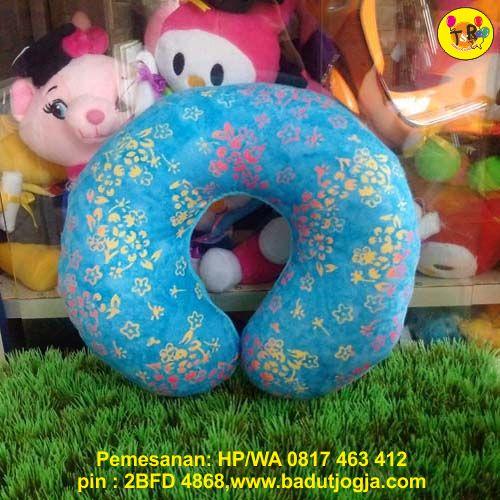 produsen bantal leher batik