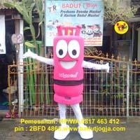 maskot bright gas semarang pertamina