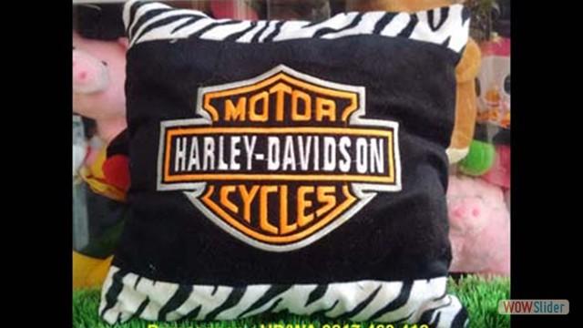 Bantal Harley davidson